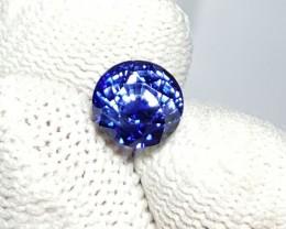 UNHEATED CERTIFIED 2.16 CTS NATURAL BEAUTIFUL CORNFLOWER BLUE SAPPHIRE CEYL