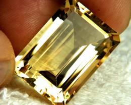 41.22 Carat VVS African Golden Citrine - Superb