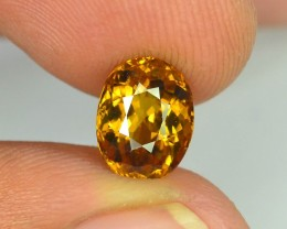 Mezmarizing Dispersion 2.45 ct Mali Garnet