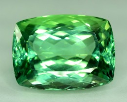 39.60 cts Lush Green Spodumene from Afghanistan