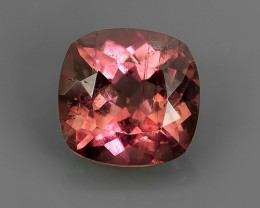 1.30 CTS NATURAL PINK TOURMALINE FACET GENUINE