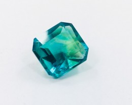15 carats natural green fluorite gemstone