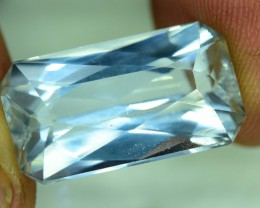 12.55 cts Natural Aquamarine
