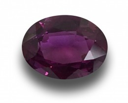 Natural Purple Sapphire|Loose Gemstone|New| Sri Lanka