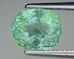 Certified 3.70 Cts Paraiba Tourmaline Attractive Higher Color ~ Mozambique
