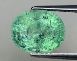 Certified 4.78 Cts Paraiba Tourmaline Attractive Higher Color ~ Mozambique