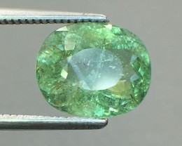 Certified 3.66 Cts Paraiba Tourmaline Attractive Higher Color ~ Mozambique