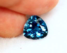 2.74cts TOP London Blue Natural Topaz