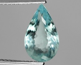 2.50 CT NATURAL AQUAMARINE GOOD CUT GEMSTONE AQ23
