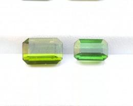 14 Carats 6 Pieces Natural Tourmaline Gemstones Parcel (13)