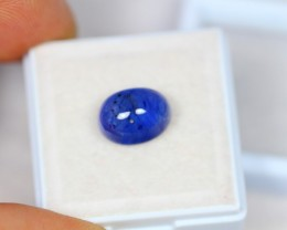 5.97Ct Blue Sapphire Cabochon Lot LZ1433
