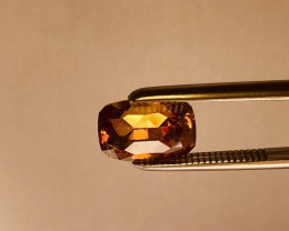 SPHALERITE 11.950 CT 100% Natural Orange Spain