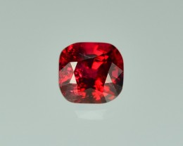 0.75 Cts Dazzling Lustrous Burmese Red Spinel
