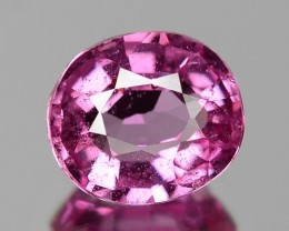 1.00 CT SAPPHIRE PINK COLOR GIL CERTIFIED GEMSTONE