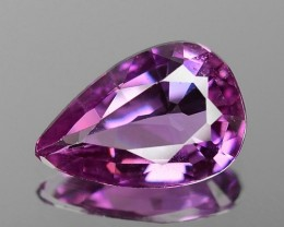 0.82 CT SAPPHIRE PINK COLOR GIL CERTIFIED GEMSTONE