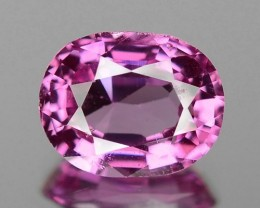 1.08 CT SAPPHIRE PINK COLOR GIL CERTIFIED GEMSTONE