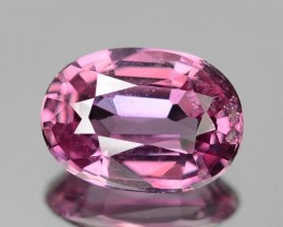1.11 CT SAPPHIRE PINK COLOR GIL CERTIFIED GEMSTONE