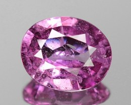 1.10 CT SAPPHIRE PINK COLOR GIL CERTIFIED GEMSTONE