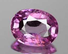 0.95 CT SAPPHIRE PINK COLOR GIL CERTIFIED GEMSTONE