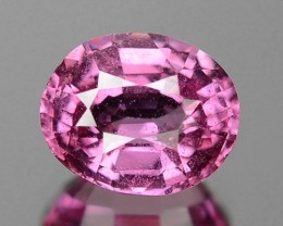 1.04 CT SAPPHIRE PINK COLOR GIL CERTIFIED GEMSTONE