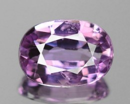 0.89 CT SAPPHIRE PINK COLOR GIL CERTIFIED GEMSTONE