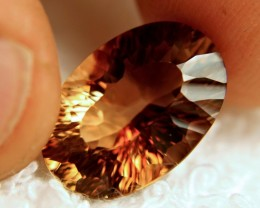 11.87 Carat VVS1 Brazil Topaz - Gorgeous Gemstone