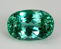 6Crt Green Spodumene  Best Grade Gemstones JI114