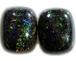 3.95 CTS FAIRY OPAL WELL POLISHED CALIBRATED PAIRS4 [STS1537]