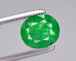 1.75 Ct Top Quality Natural Emerald From Swat. RA