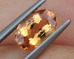 1.58cts, Topaz,  Untreated