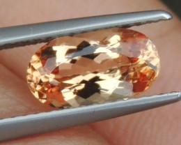 2.00cts, Topaz,  Untreated