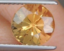 2.75cts, Topaz,  Untreated
