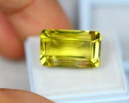 21.86Ct Lemon Quartz Clarity VVS Lot LZB456