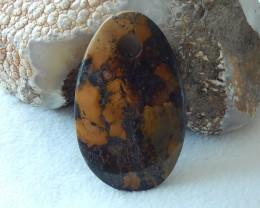 176.5ct sale Natural turquoise pendant bead semi-precious stones (A101)