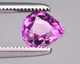 GIL Certified 1.15 ct Amazing Color Natural Pink Sapphire