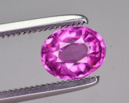 GIL Certified 0.97 Ct Untreated Pink Sapphire