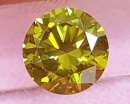 1.01cts,Yellow Diamond,   Top Quality,  High End Stones