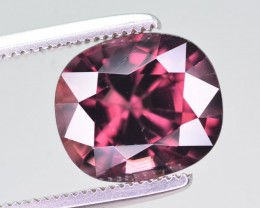 3.10 Ct Marvelous Color Natural Redish Pink Burmese Spinel