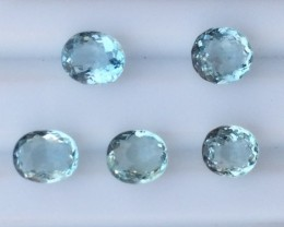 4.7cts Very beautiful Aquamarine Gemstones ad