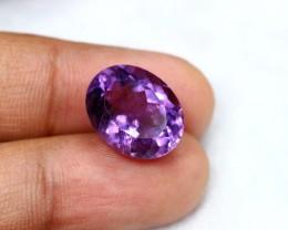 Lot 03 ~ 10.02Ct Natural  Bolivian Violet Purple Amethyst