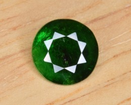 Natural Demantoid Garnet 1.20 Cts Faceted Gemstone