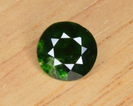 Natural Demantoid Garnet 1.35 Cts Faceted Gemstone