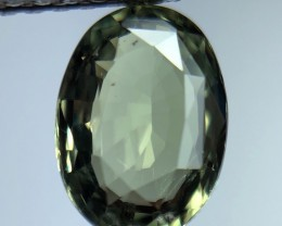 GFCO Certified Natural Color Change Alexandrite - 1.07 ct