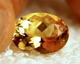 5.13 Carat VVS1 Golden Beryl - Superb