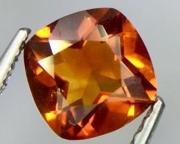 0.78 Crt Natural Citrine Faceted Gemstone.( AG 73)