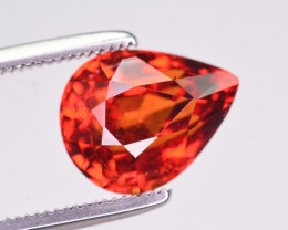 3.85 Ct Amazing Color Natural Spessartite Garnet