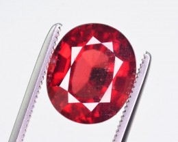 Extremely Rare 5.05 Ct Natural Pyrope Spessartine Garnet