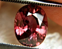 4.40 Carat Fiery Raspberry VS Zircon - Gorgeous