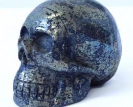 1.50Kilo Lapis Lazuli  hand carved Skull  WS 516