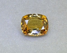 N/R Natural Chrysoberyl  1.66ct (01321)